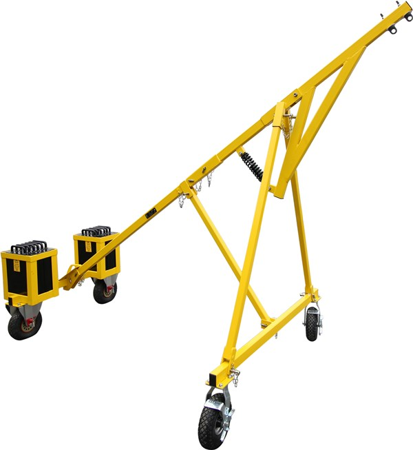 Photo of DW200 A-Frame Deadweight Anchor