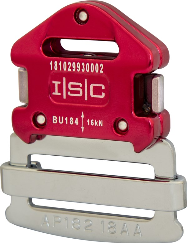 Photo of BU184 25mm Klick-lock Buckle & 45mm Sliding Tang Set