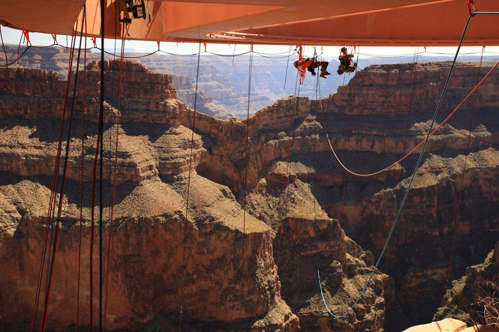 Isc At The Grand Canyon Skywalk