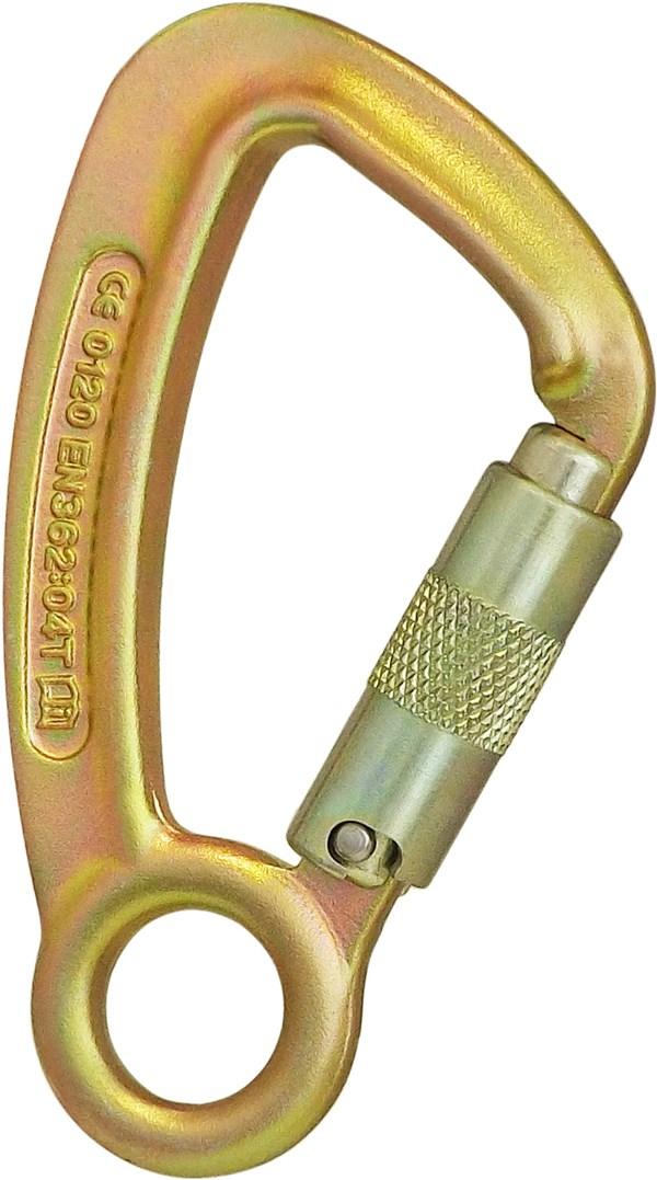 ISC KH260 Twister Karabiner Supersafe