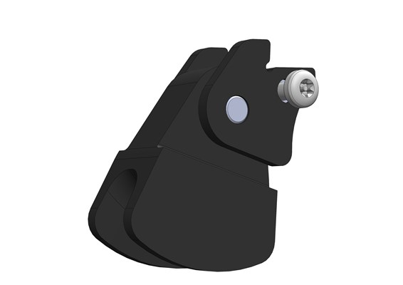 Anti-Rollback Cam for Zippey Clip'n'Zip Trolley