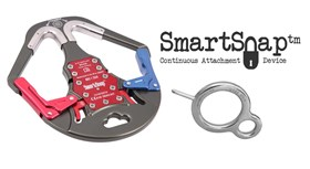 The ISC SmartSnap Continuous Attachment Device