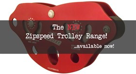 The NEW Zipspeed Tandem Pulley Range
